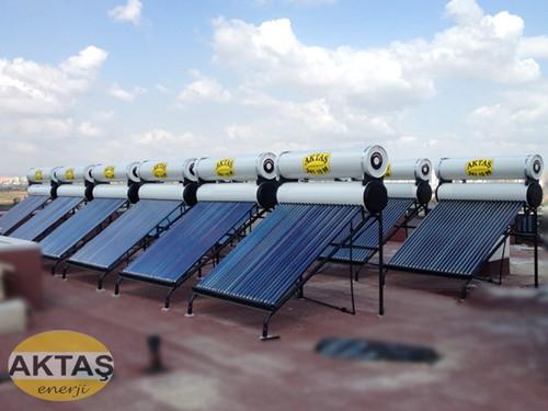 Yeni Model Cam Tüplü Güneş Enerjisi Adana