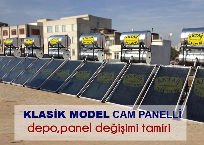 klasik model cam panelli güneş enerjisi fiyatı adana