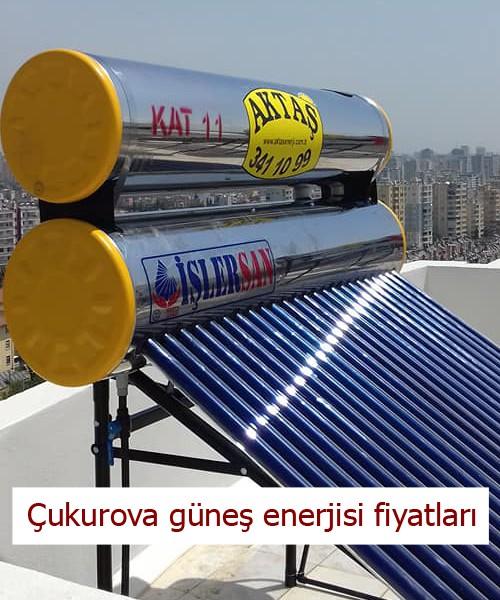 Çukurova güneş enerjisi fiyatları