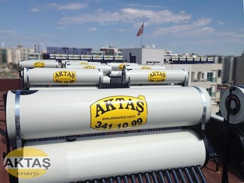 24 Vakum Tüplü Statik Boyalı Enerji Sistemleri Adana