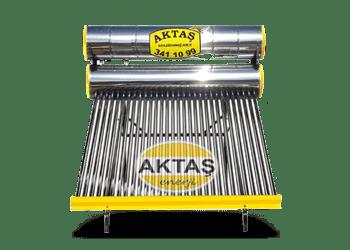 30 Tüplü Krom Güneş Enerjisi Adana